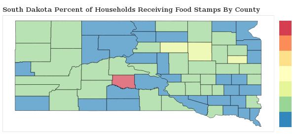 South Dakota Food Stamps